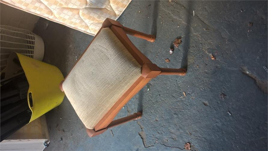 Dressing Table Stool 131016