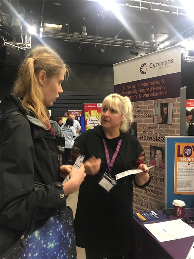 Cov Uni Vol Fair Oct 2019 3