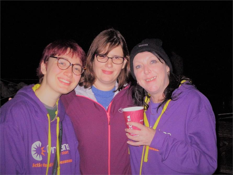 Sizzlng Sleepout 2018 4