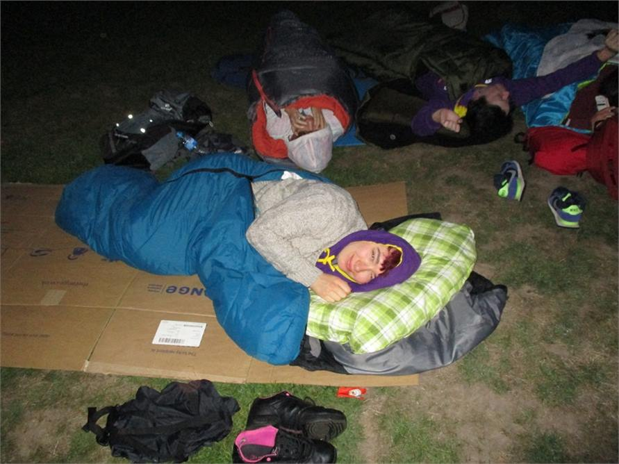 Sizzlng Sleepout 2018 5