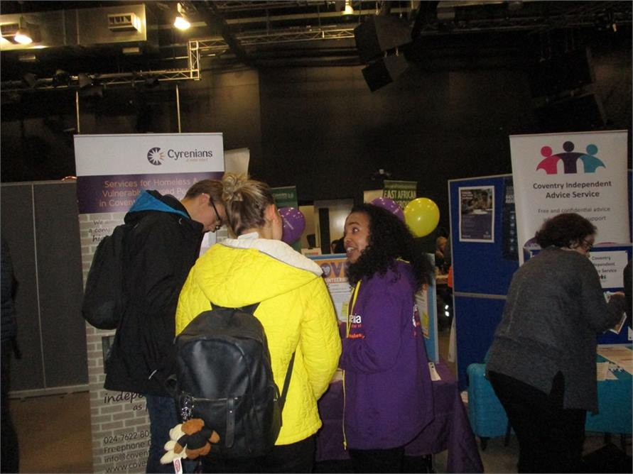 Cov Uni Vol Fair Oct 2019 2