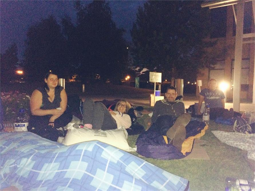 Sleep out picture 5